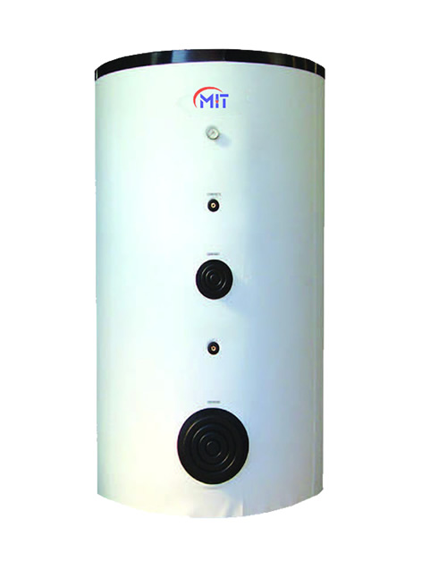 MIT 1000 (TS-ÇS) Model Water Heater Tanks