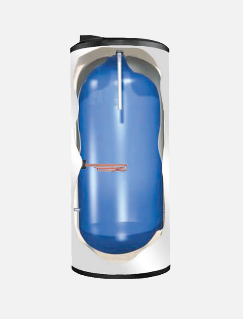 MIT 500 (TS-ÇS) Model Water Heater Tanks